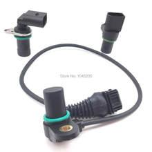 Palheta de admissão + câmera de escape, peça cameixo + sensor de posição do eixo de manivela pc310 para bmw 3 5 7 e46 e39 e53 e60 x3 x5 z4 oe #12141438081