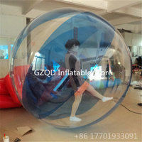 Ali baba express Inflatable Walk On Water Ball PVC Bubble Water Walking Ball Toys For Kids