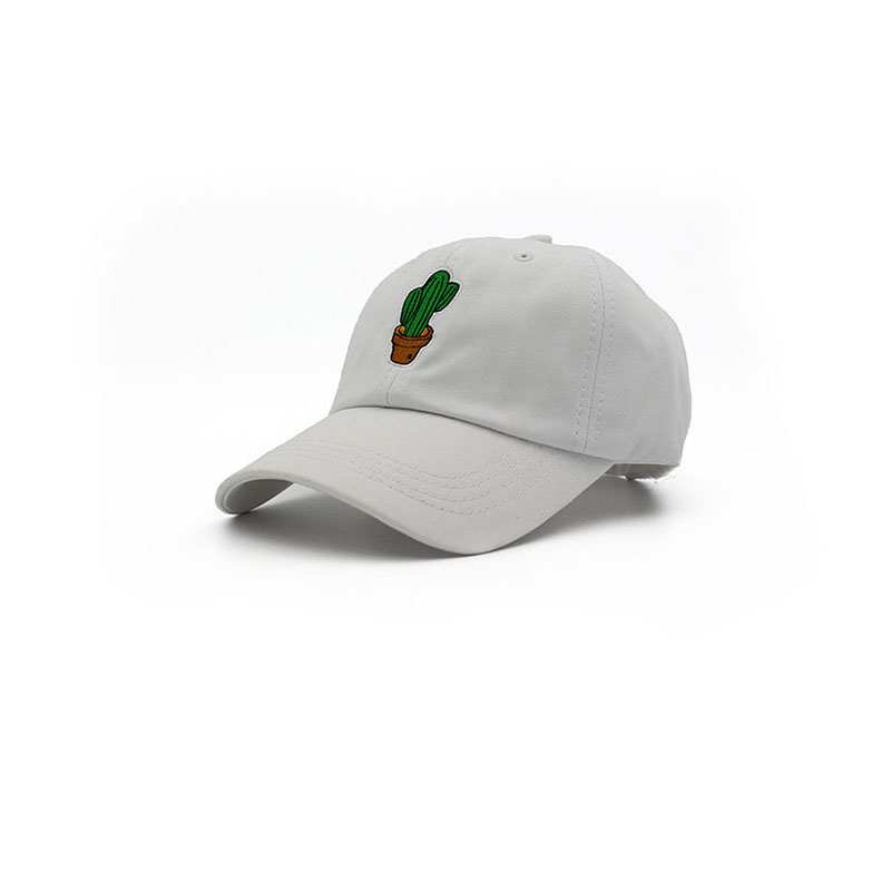 da956055f2e003 Women's Cap Snapback Brand Design Cactus Embroidered Dad Hat Mens Summer  Pink Baseball Caps Hip Hop Hats for Girls-in Baseball Caps from Apparel  Accessories ...