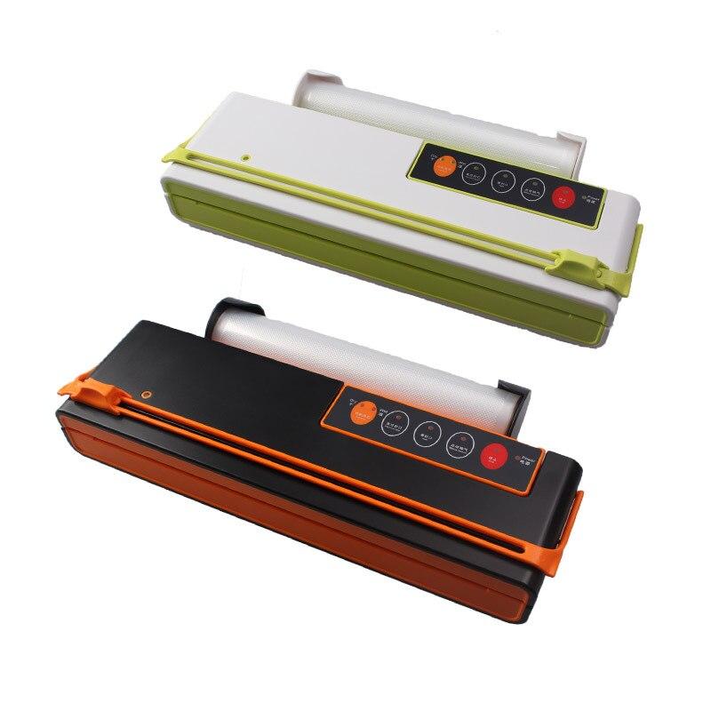 Multi-function 220V/110V Household Food Vacuum Sealer Packaging Machine For Dry And Wet Oil Powder Sealing