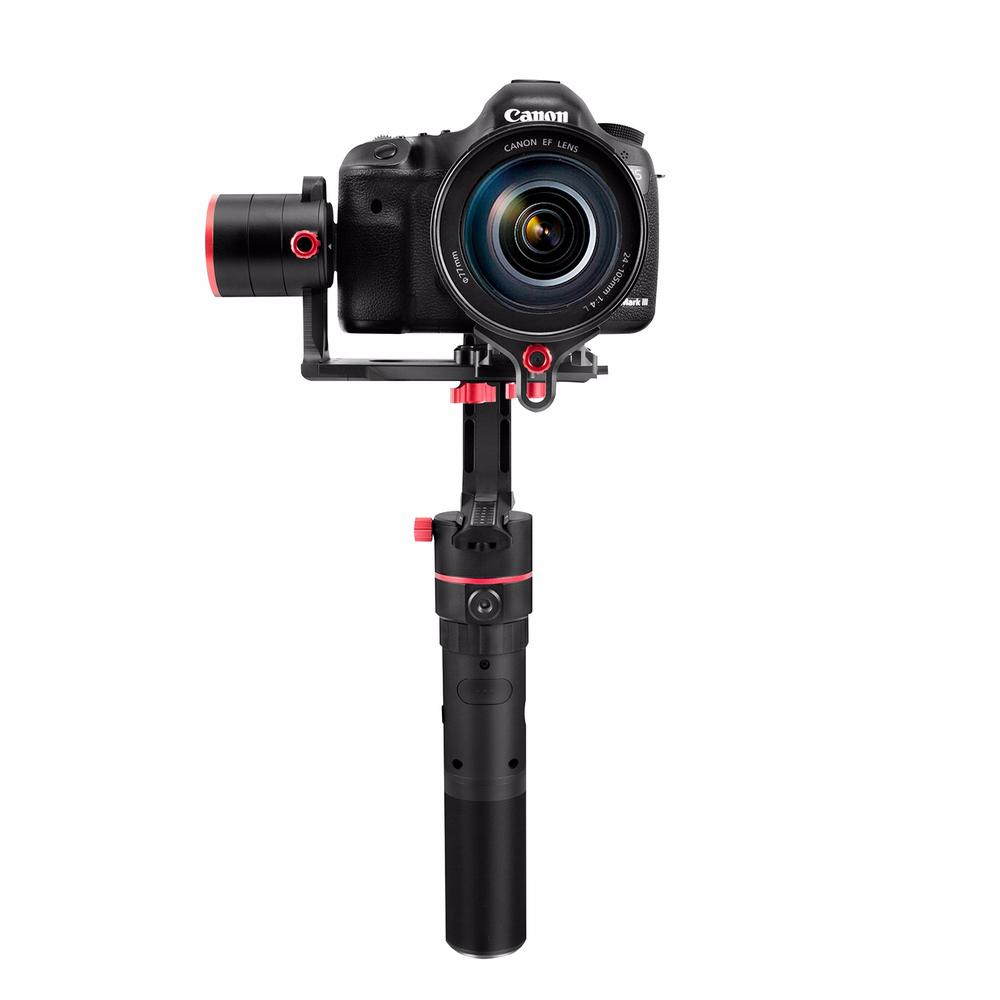 Handheld 3-Axis Video Camera Gimbal Stabilizer for Canon 5D Series,SONY A7 Series a6500,Stabilizer Camera , Payload: 250-2000g [hk stock][official international version] xiaoyi yi 3 axis handheld gimbal stabilizer yi 4k action camera kit ambarella a9se75 sony imx377 12mp 155‎ degree 1400mah eis ldc sport camera black
