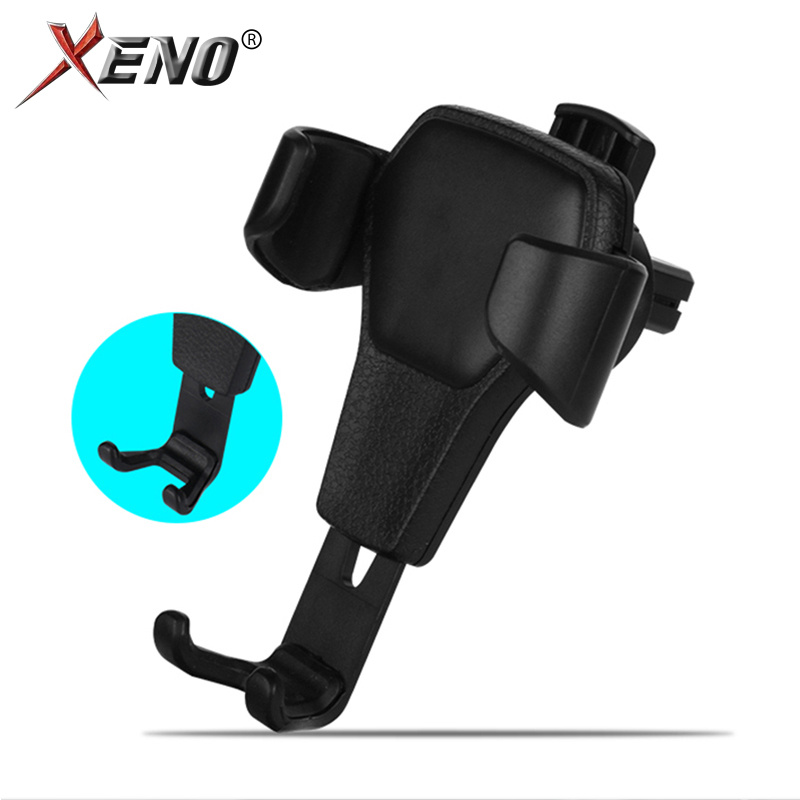 Gravity Car Phone Holder smart phone holder for car Mount Stand For iphone in Cell Mobile