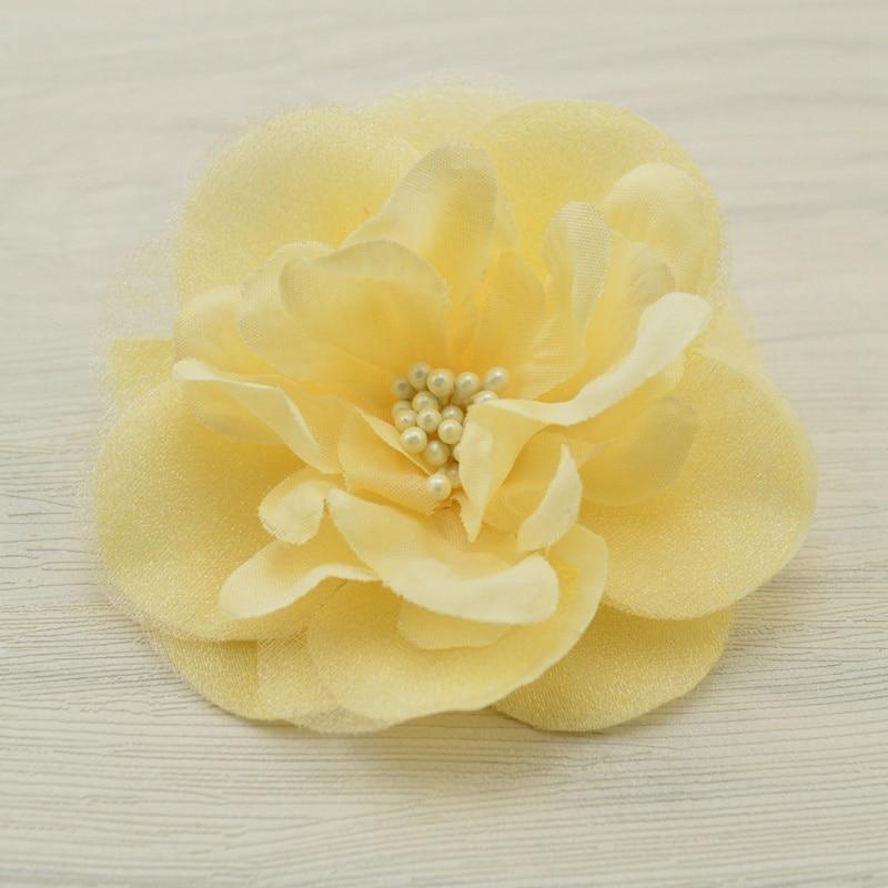 Cheap Artificial Flower Silk Flower Handmade Flores Art DIY Wedding Decoration Gift DIY Scrapbook