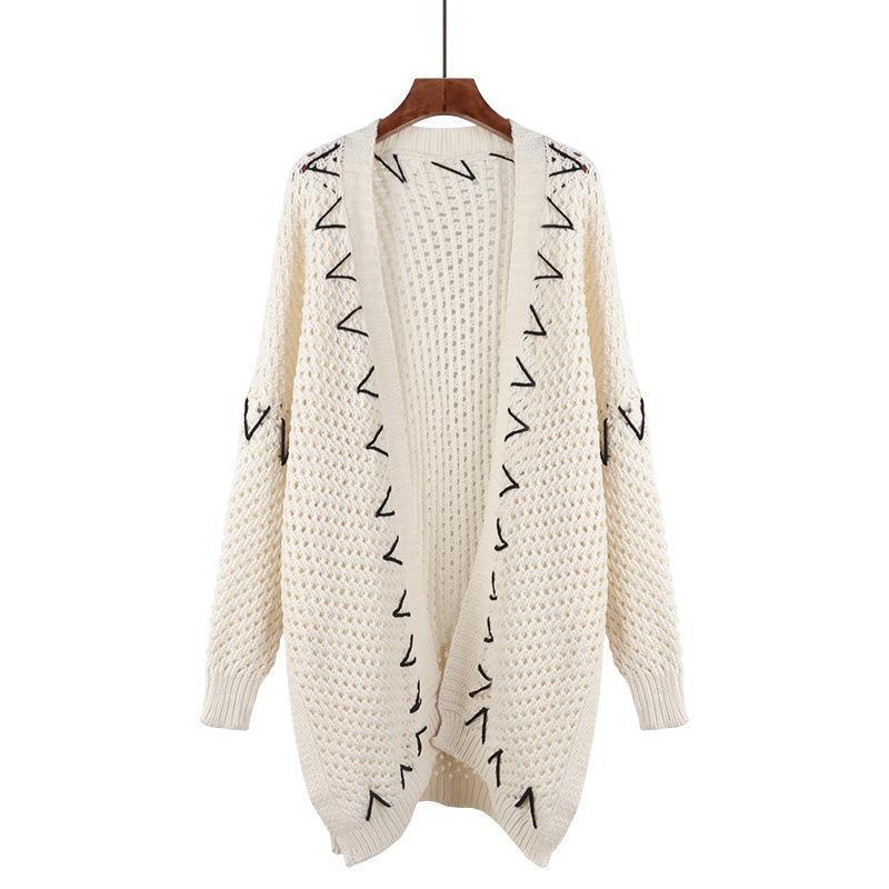 Preferenza Poncho Cardigan Vestiti Invernali Donne 2017 Autunno Inverno Donna  KV52