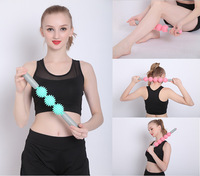 Massage Muscle Roller Anti Cellulite Massager Trigger Point Stick Body Foot Face Leg Slimming Deep Pressure