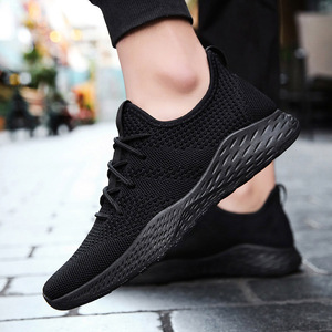 Image 2 - Men Sneakers Men Casual Shoes Brand Men Shoes Male Mesh Flats Plus Big Size Loafers Breathable Slip On Spring Autumn Trainers 48