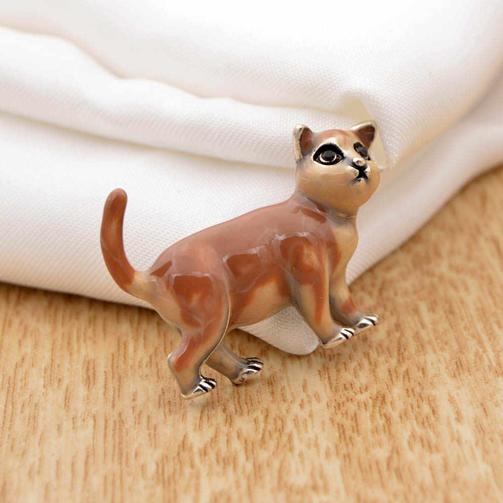 NƯỚC HOA NỮ CINDY TƯƠNG Mèo Thổ Cẩm Nữ Men Răng Trẻ Em Chân 3 Màu Có Sẵn Động Vật Trang Sức Thời Trang Phối Túi Xách Phụ Kiện Tặng