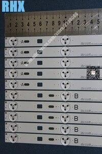 Image 3 - 10piece/lot  FOR Sony KDL 40W600B LED Backlight Strip A SAMSUNG 2013SONY40A 3228 05 REV1.0 130927   5piece A+ 5piece B