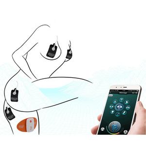 Смарт-приложение беспроводной пульт дистанционного управления USB зарядка Секс с электрическим шоком игрушки Женский мастурбатор
