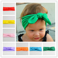 Fashion Baby Headbands Kids Bow Baby Turban Hair band Knot Rabbit Baby Hairband Head Wraps Hair Accessories