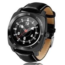 Original dm88 runde smart watch herzfrequenz bluetooth armbanduhr mp3-player smartwatch elektronische uhr für ios android männer geschenk