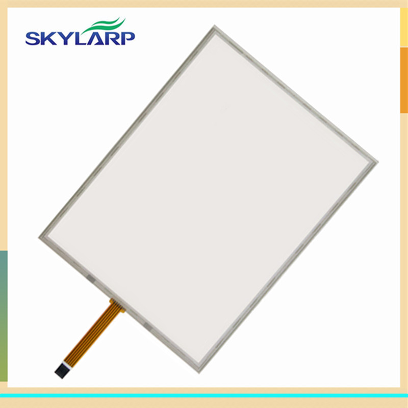 skylarpu 15 inch 5 wire Resistive Touch Screen 322mm*247mm for cash register queuing machine, Industrial equipment Digitizer 12 1 inch 4 wire touch screenresistive industrial grade industrial computer queuing machine horizontal touchpad 260 199
