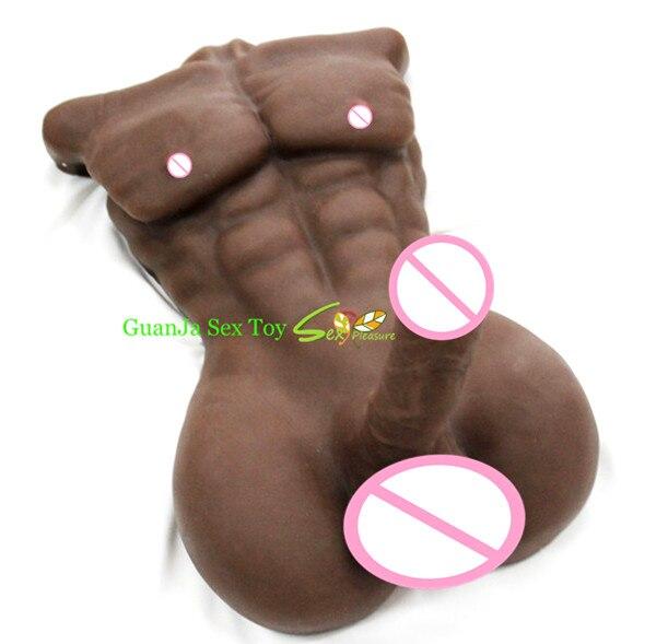 Реалистичные силиконовые секс куклы для геев