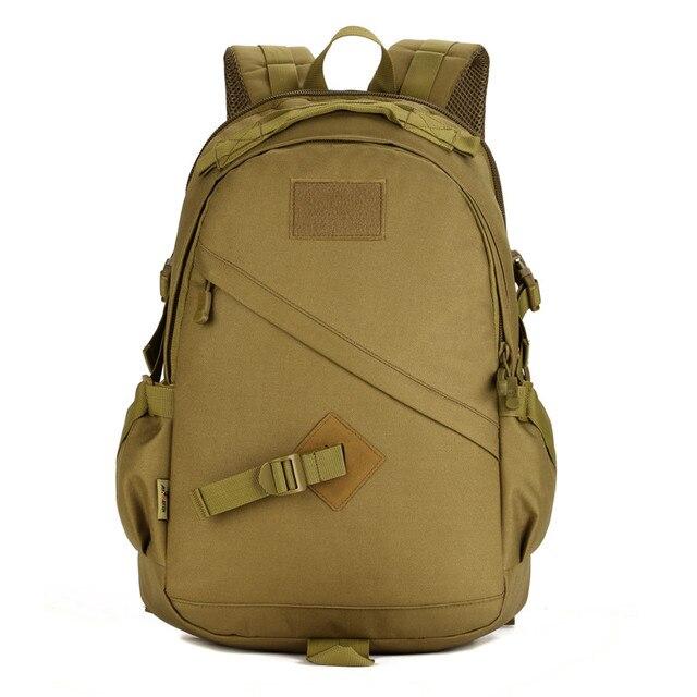 458bfc1443 3D Military Backpack Rucksack Bag Waterproof 40L for Rucksacks Travel Bag  Pack Army Bag High Quality SchoolBag