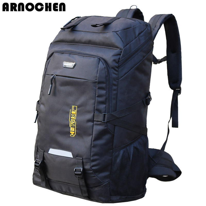 ARNOCHEN 2018 Large capacity backpacks men and women travel backpack 80 liters bags tourism luggage computer