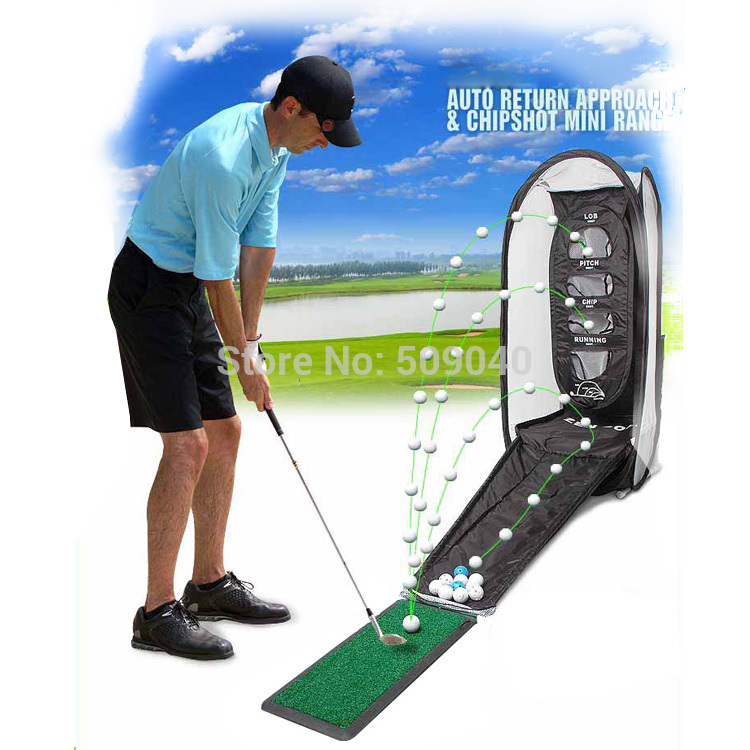 Golf Swing Exercises Golf Practice Net Cage Mat Training Aid Golf Practice Mat Golf Swing Training Free Shipping