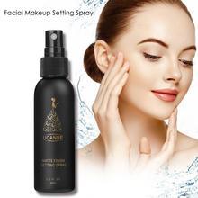50ml Facial Makeup Setting Spray Moisturizing Hydrating Long-lasting Base Fixer Matte Cosmetic Long Lasting