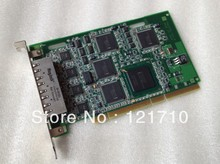 H0554E-003-B00 554E-501A 4 Puerto 10/100 M adaptador de Red interfaz PCI-X