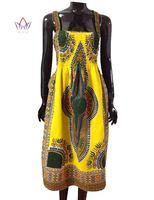 ボヘミアンマキシドレスロングブランドドレス女性夏ストラップアフリカワックス女性床長さサスペン