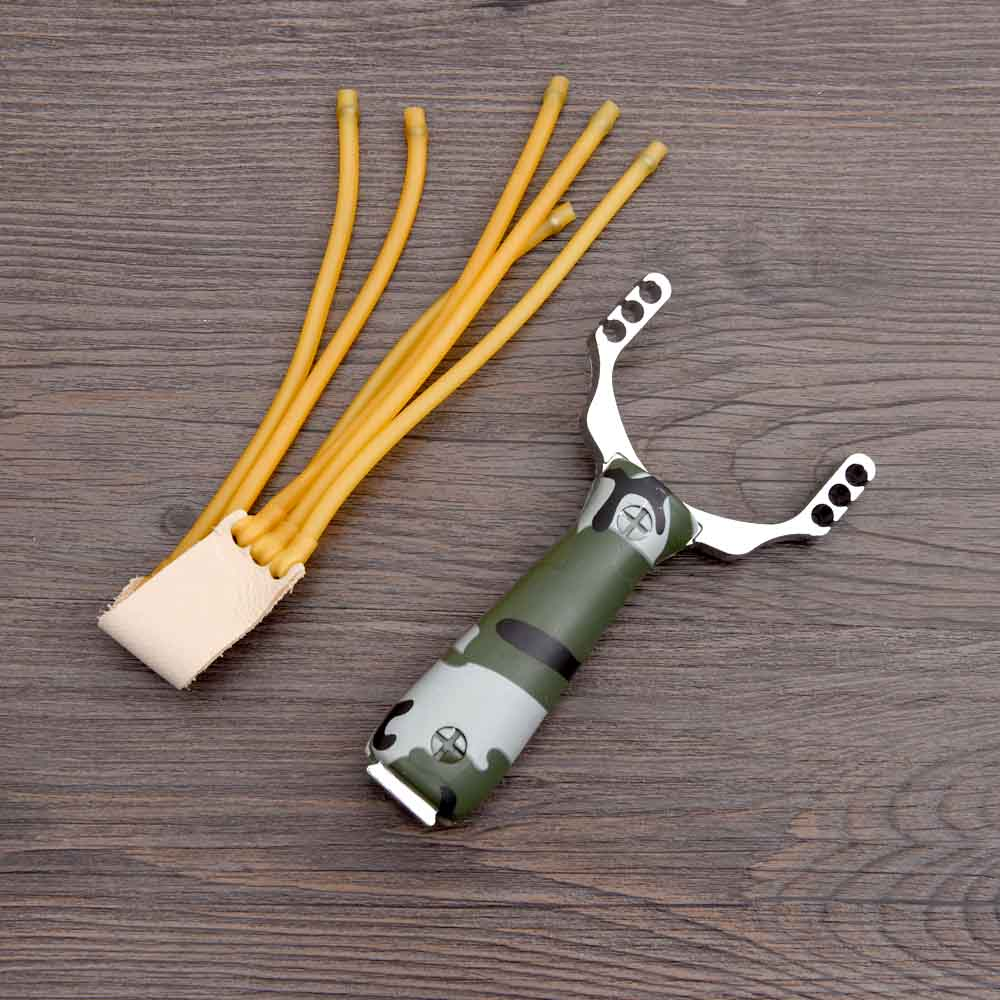 Powerful Aluminium Alloy Slingshot Crossbow  3
