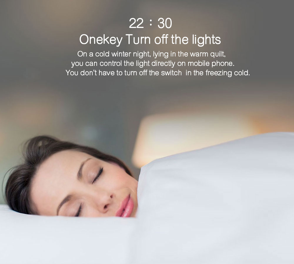New Arrival Xiaomi Aqara Smart Light Switch ZigBee Version Smart ...