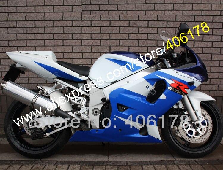 Hot Sales,For SUZUKI GSXR 600 750 K1 Parts GSXR600 GSXR750 01 02 03 GSX R600 R750 2001 2002 2003 fairings (Injection molding)