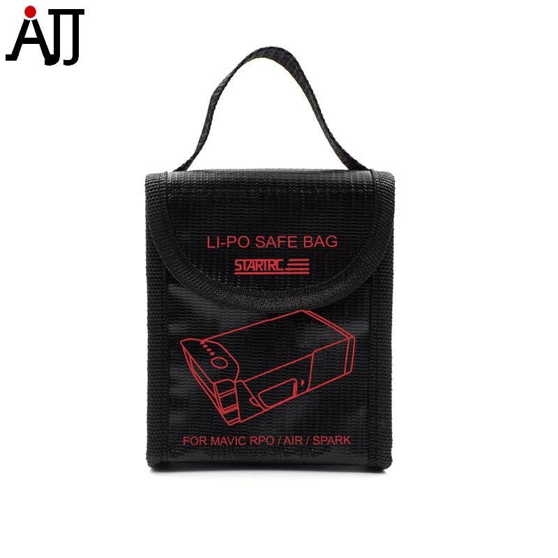 Bolso seguro de la batería de DJI Mavic Li-Po Bolsos a prueba de - Juguetes con control remoto
