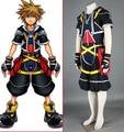 Costume - Kingdom Hearts Cosplay Sora Cosplay Black Mens Kingdom Hearts Cosplay Costume