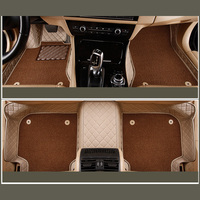 Custom Car Floor Mats For Mercedes Benz All Models ML320 X204 X253 SL500 CLS300 CLS350 W204