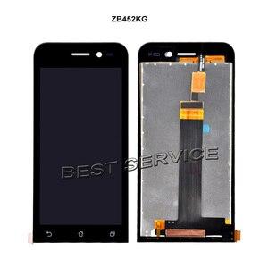 Image 2 - Asus Zenfone 5 行く zc500tg zb500kl zc451tg zb500kg zb452kg zb551kl zb552kl Lcd スクリーンディスプレイタッチデジタイザーアセンブリ