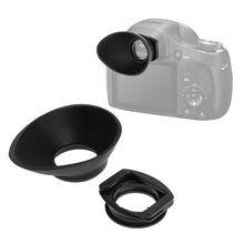 Rubber Camera Eyepiece Eyecup DK-19 Hot For Nikon and Canon