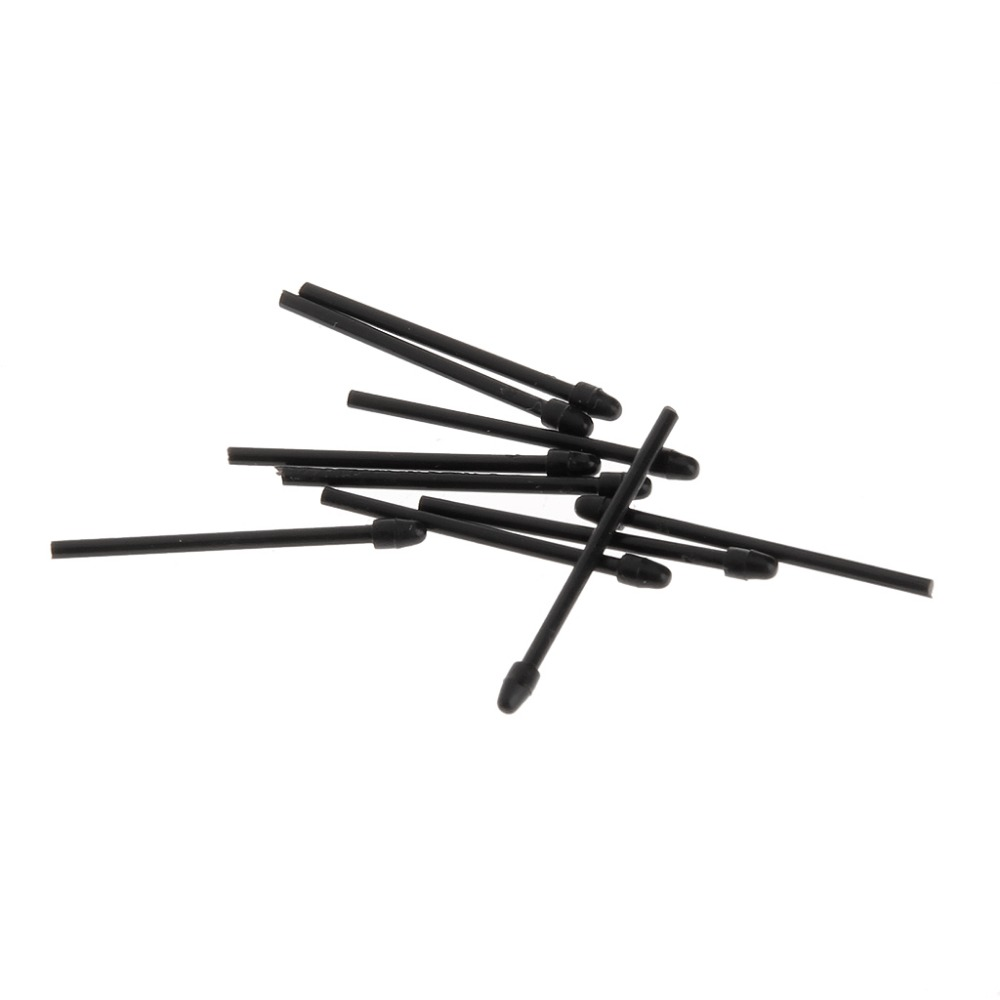 10Pcs Graphic Drawing Pad Pen Nibs Replacement Stylus for Intuos 860/660 Cintiq 2