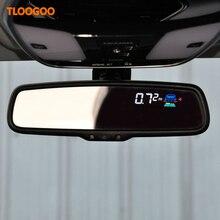 Автомобильный видеорегистратор, видеорегистратор, датчик парковки с 6 датчиками для TOYOTA Land crusier/prius/crown/vios/reiz/corolla/camry/highlander