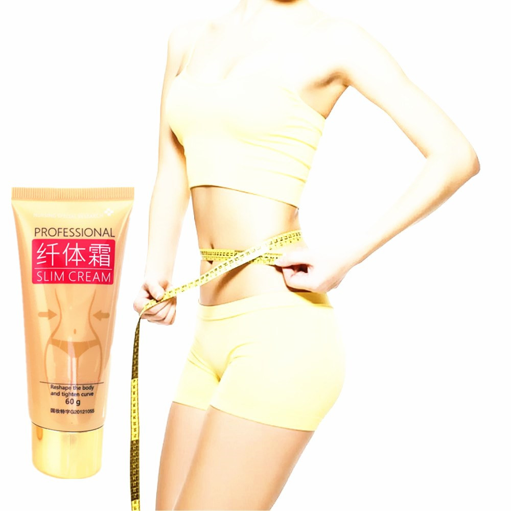 Ginger Paste Body Care Slimming Body Cream Cellulite For Fat Burning Easy Slimming To Fast Lose Weight And Burn Fat