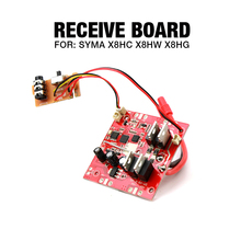 NEW Syma X8HC Syma X8HW Syma X8HG Receiver 2.4G 4ch 6 Axis RC Quadcopter RC Drone Parts Part Replacements Accessories