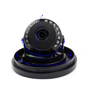 Image 3 - Home Security AHD Dome Camera Vandal Proof Full HD 1080P 2MP Sony IMX323 Indoor IR Cut Night Vision With Adapter For CCTV Camera