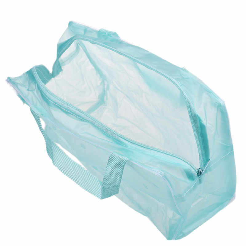cosmetic bag Women Portable makeup bags Cosmetic Toiletry Travel Wash Toothbrush Pouch Organizer Bag maleta de maquiagem