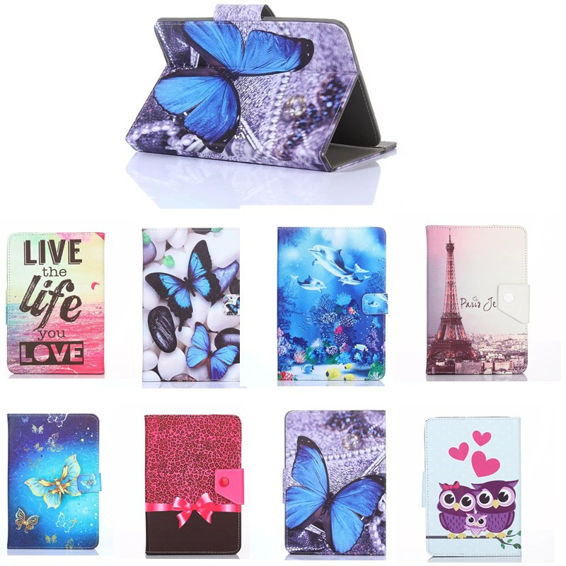 Fashion Protective Case Cover For Samsung Tab A A6 10.1 SM-T580 T580 P580 P580 Stand Case Cover For Tab E 9.6 SM-T560 Funda Capa