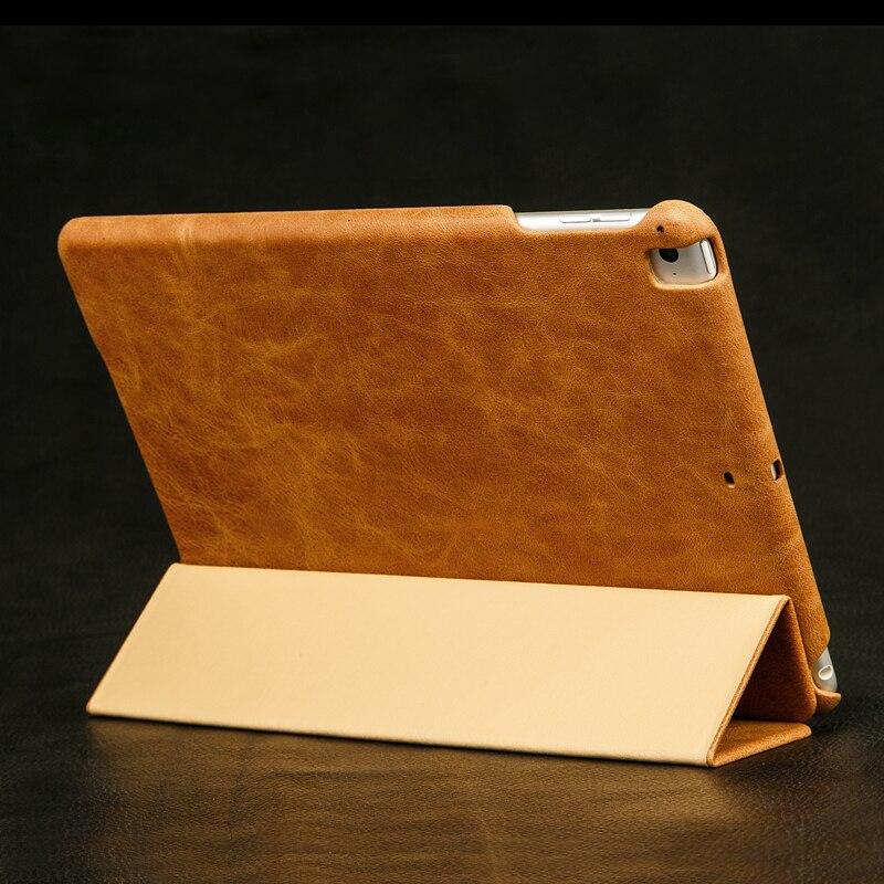 Jisoncase Vintage cubierta de la tableta inteligente para iPad 9.7 - Accesorios para tablets - foto 5