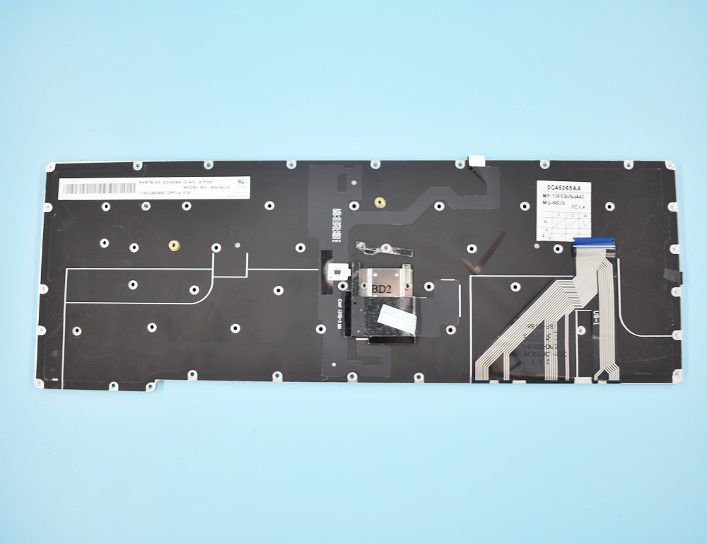 NEW Keyboard for Thinkpad  X1 Carbon Gen 2 2nd 2014 Backlit US 0C45108