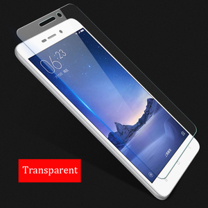 Image 5 - 9H Frosted Tempered Glass Film For Xiaomi Redmi 3 Pro Matte Screen Protector 5.0inch Redmi 3s No Finger print Glass Protective
