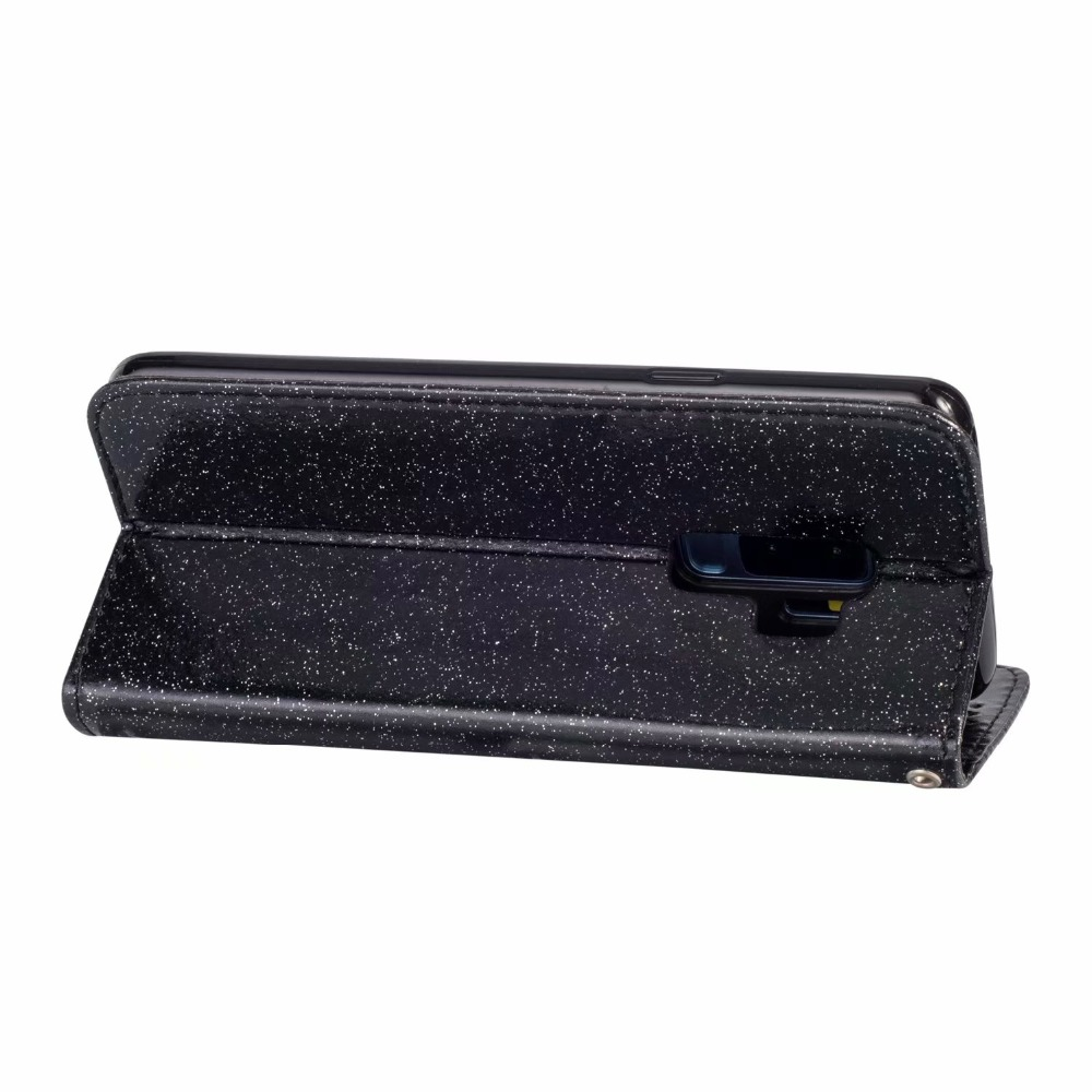 HTB1QocQaN rK1RkHFqDq6yJAFXaV Wallet PU Leather Case For Samsung Galaxy S11 S10 E S9 S8 Plus S6 S7 Edge Note 10 Pro 8 9 Glitter Silicone Card Slot Flip Cover