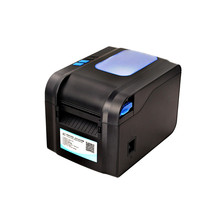 80mm thermal bar code printer clothing tag price sticker label qr cashier POS receipt