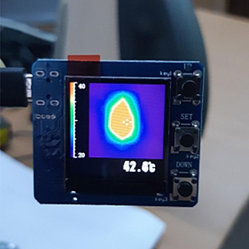 BEST DEAL) AMG8833 3 5v 8*8 I2C IR Infrared Temperature