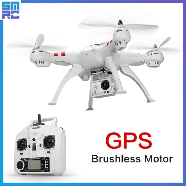 SMRC X16 Quadrocopter Gps Drones com Câmera profissional HD 4 K corrida de RC Avião Quadcopter helicóptero siga-me x PRO corrida Dron