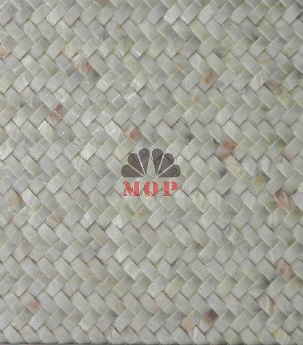Heißer Großhandel Süßwasser Shell Mosaik Fliesen Natürliche Weiße Farbe  Küche Backsplash Indoor Mosaiken Fliesen Elegante Kostenloser Versand In  Heißer ...