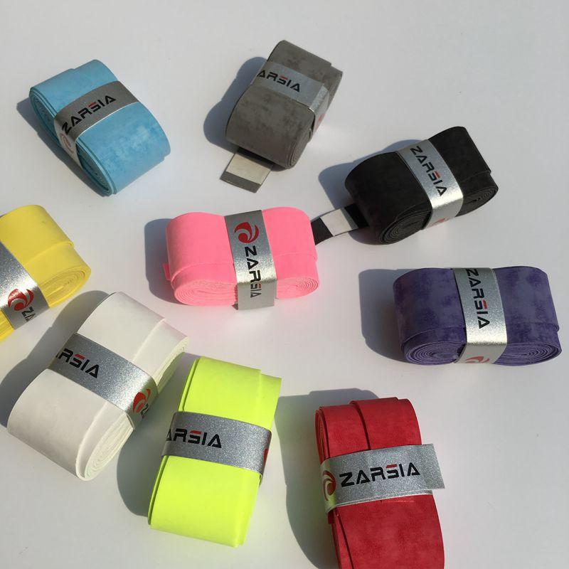 1pcs ZARSIA PU dry soft feeling badminton grip,tennis overgrip,badminton over grip,squash racket grip