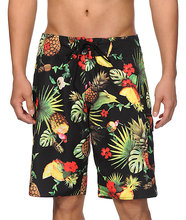 Mens Pineappple Print Boardshorts Size 29-38 Inch