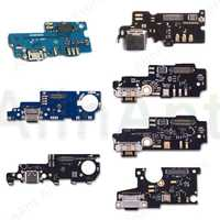 USB Date Charging Port Charger Dock Connector Flex Cable For Xiaomi Mi Note Max Mix 1 2 2s 3 A1 A2 Lite Pro PocoPhone F1