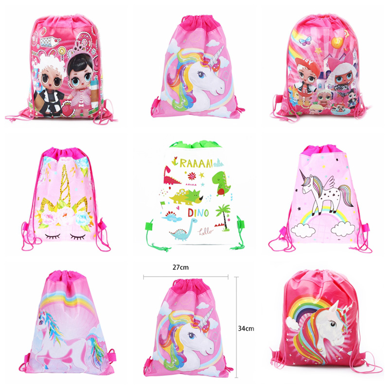 Kids Boys Girls Character Swimming Bags Animal Pattern Unicorn String Gym Bags Sports School Drawstring Pump Bags Hot WholesalesKids Boys Girls Character Swimming Bags Animal Pattern Unicorn String Gym Bags Sports School Drawstring Pump Bags Hot Wholesales